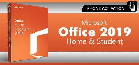 Buy Microsoft Office 2019 Home and Student - Phone