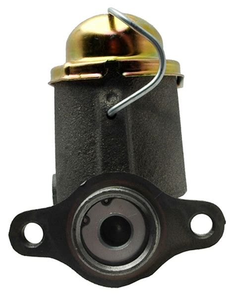 1975 F250 2wd Master Cylinder With Dual Piston Calipers