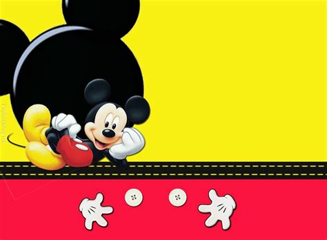 Projeto Proshow Producer - Tema Mickey Mouse 100 Fotos - R