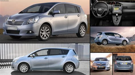 Toyota Verso (2010) - pictures, information & specs