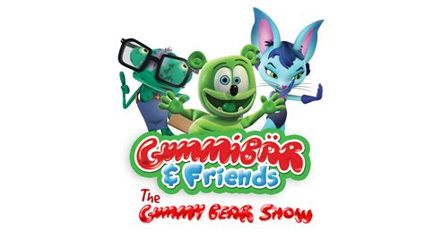 """New Animated Web Series """"Gummibär and Friends: The Gummy"""