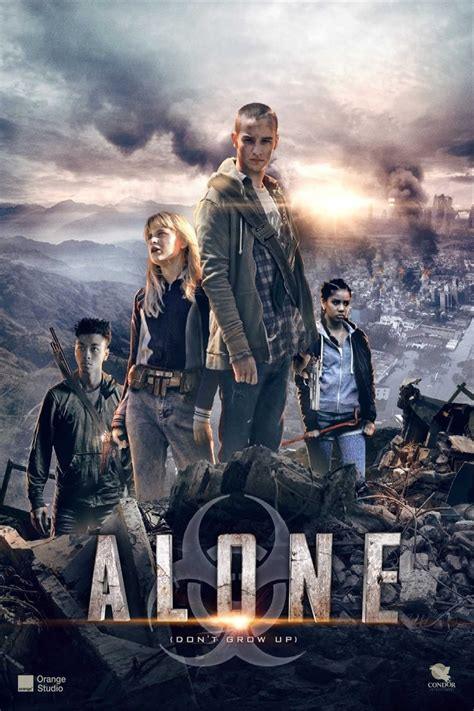 Alone: Don't Grow Up – It is kids vs adult zombies in the