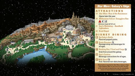 Go on a Virtual Tour of Star Wars: Galaxy's Edge in